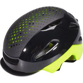 Bell Hub Kask rowerowy, black/retina sear